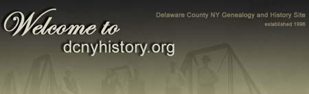 Delaware County History