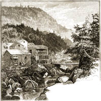 Old Tannery, Kaaterskill Clove