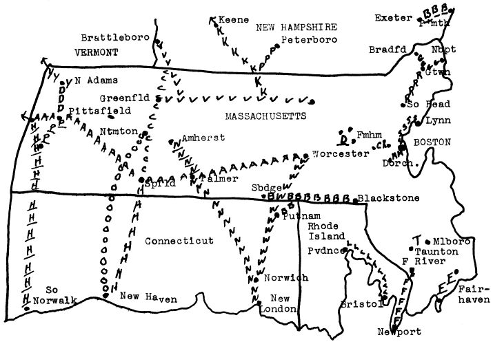 Railroad Extra History Of The Railways Of Massachusetts