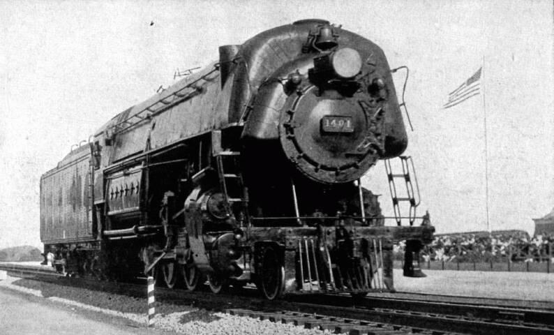 Unusual steam engines